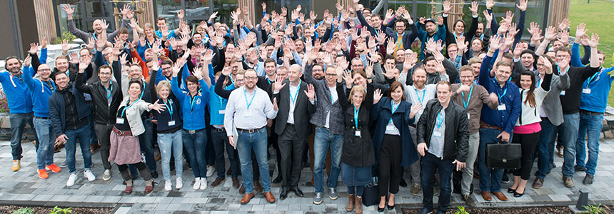 Gruppenfoto-shopware-partner-meet-and-greet